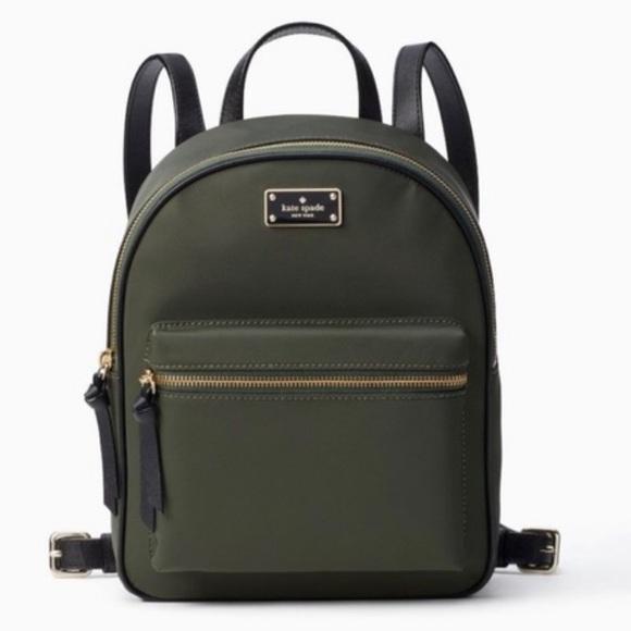 Kate Spade Small Bradley Wilson Rd Backpack Bag